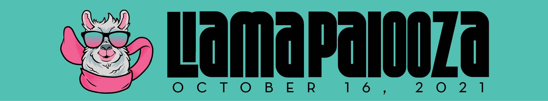 Llamapalooza is October 16, 2021